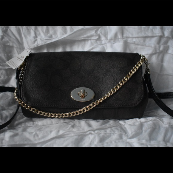 b4e56f895de6c Coach Bags   Nwt Signature Mini Ruby Crossbody Handbag   Poshmark